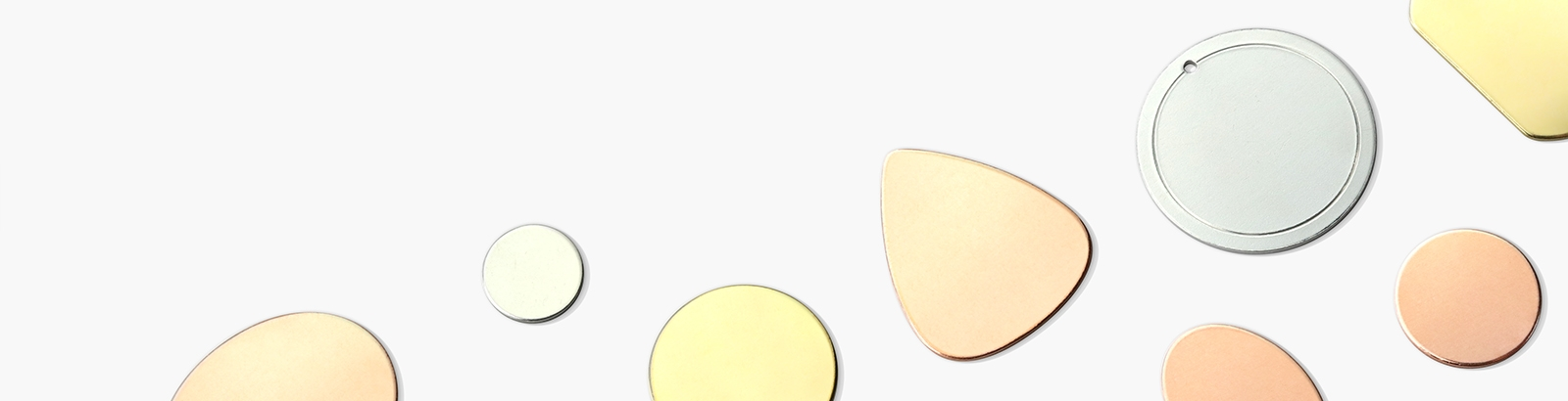 Premium Stamping Blanks