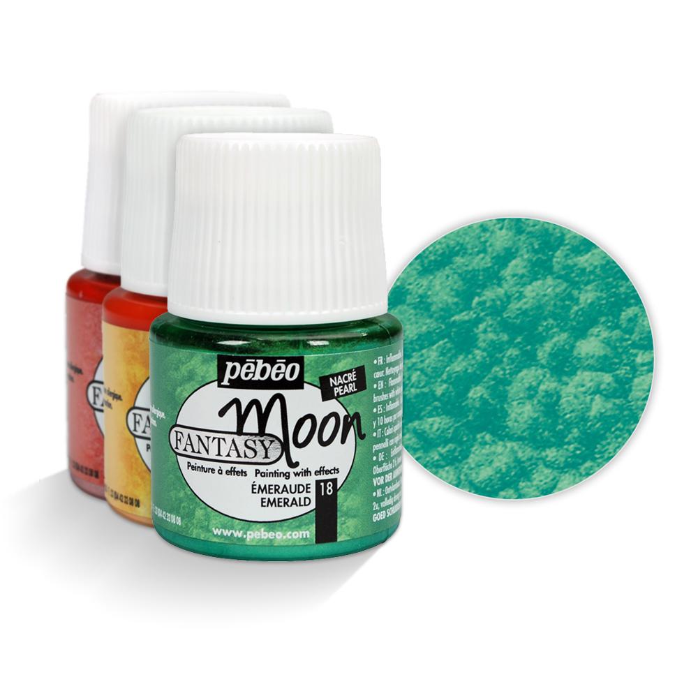 Moon Effect Paint