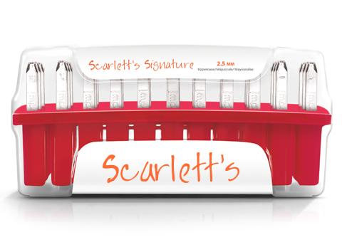 Scarlett's Signature