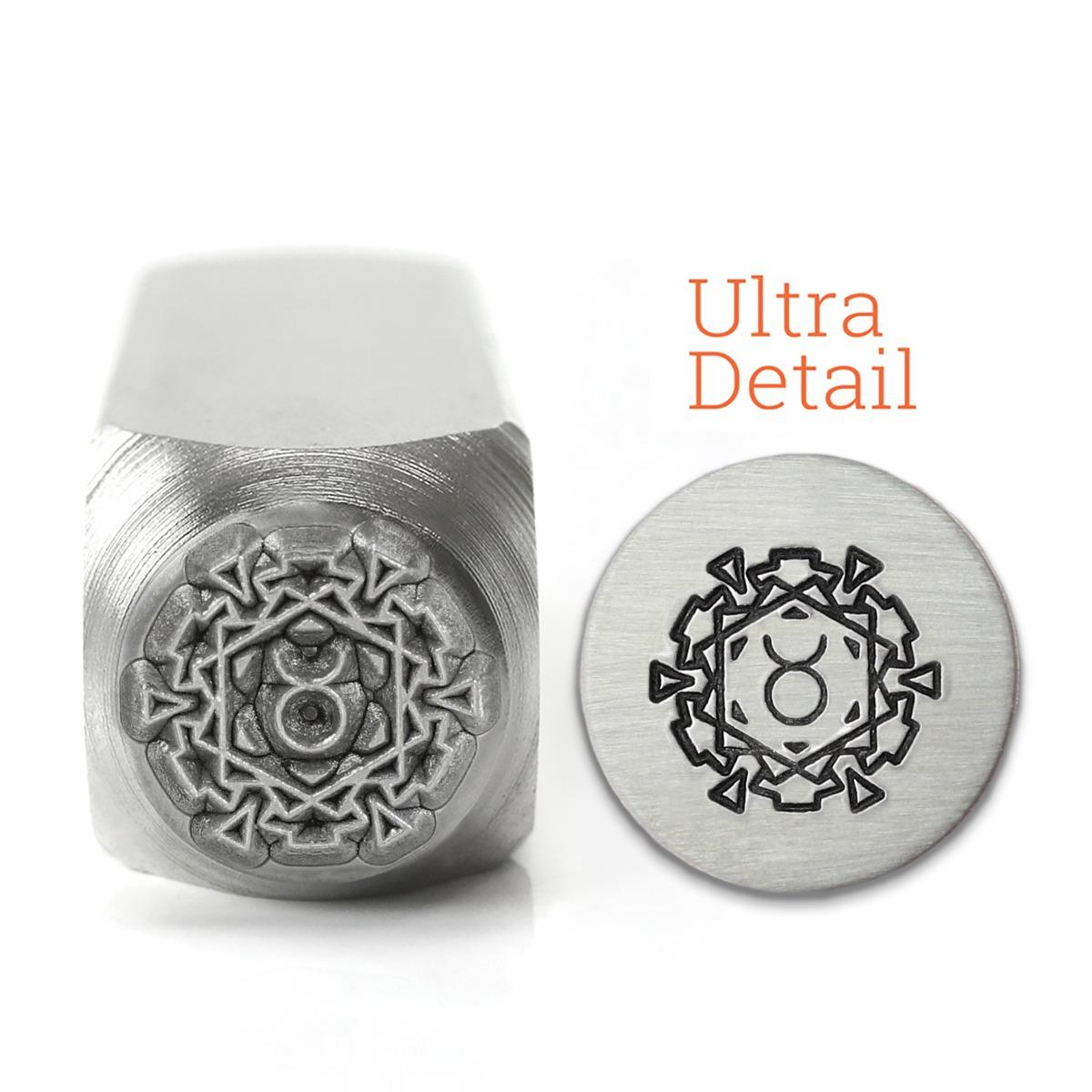 Taurus Ultra Detail Stamp, 12mm